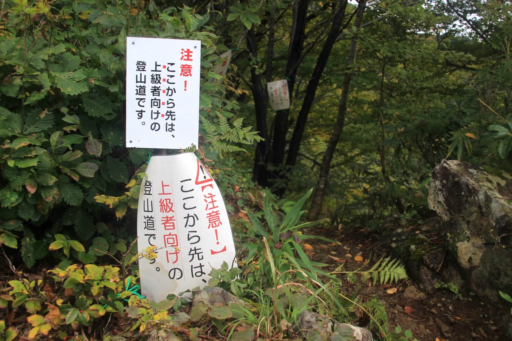 下ノ廊下、志合谷〜欅平区間