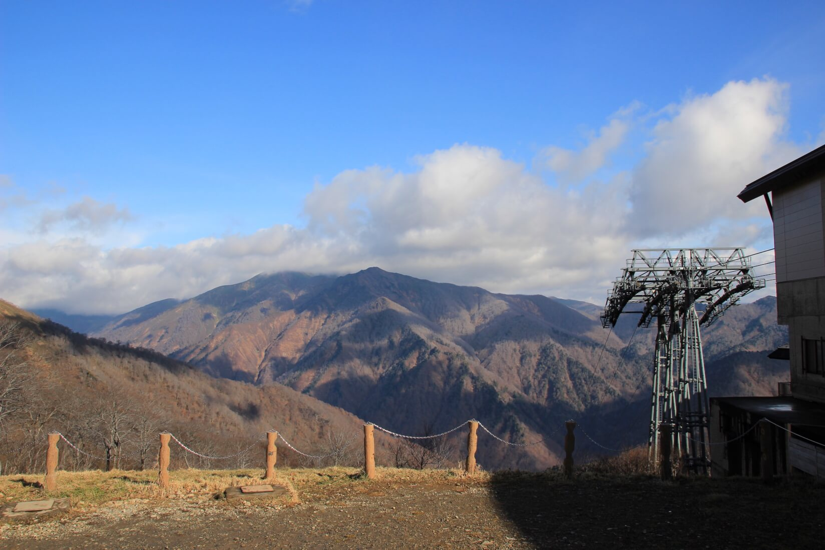 谷川岳天神平